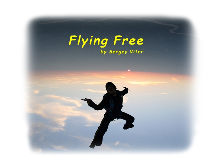 Flying Free by Sergey Viter